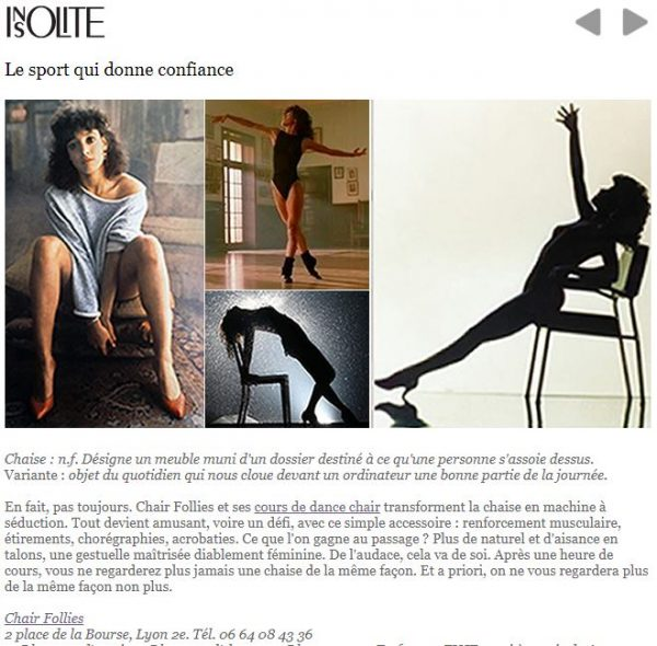 Article du site My Little Lyon